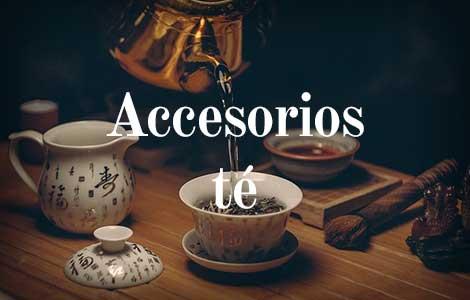 Accesorios para té