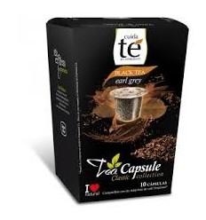Capsulas nespresso te negro earl grey