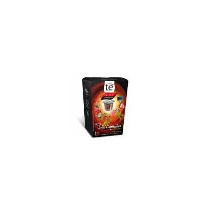 Cápsulas nespresso Frutas del Bosque