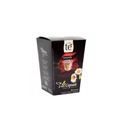 Cápsulas nespresso Manzanilla