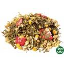 Té verde Champán y Fresa