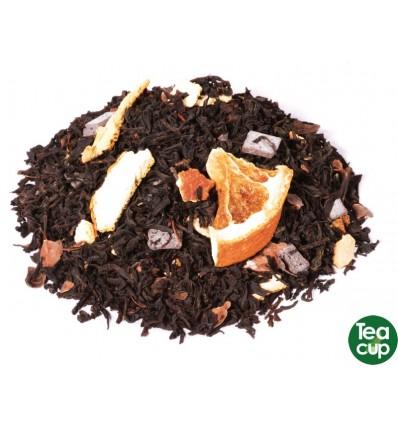 Naranja Chocolate te negro