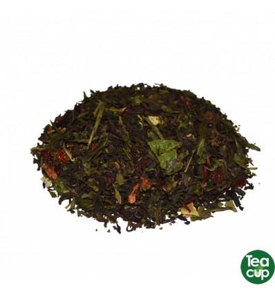 El te verde y el te rojo ayuda a adelgazar