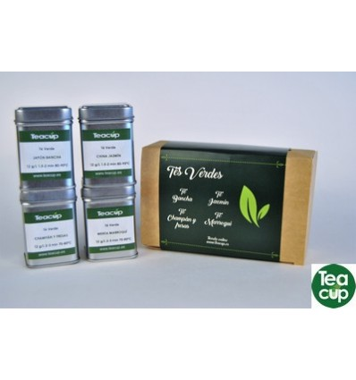 Pack te verde antioxidante