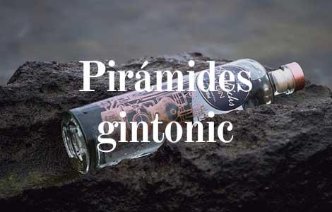Pirámides para GinTonic