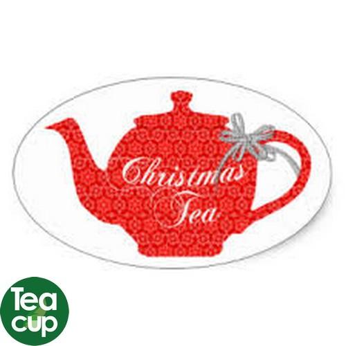Crhristmas tea